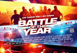 Battle of the Year (3D) - Hauptplakat