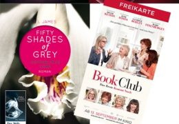 Buchtrilogie von 'Fifty Shades of Grey'