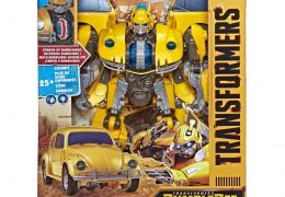 'Power Charge Bumblebee'