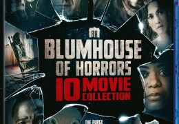 'Blumhouse of Horrors 10-Movie Collection'