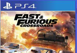 FAST & FURIOUS CROSSROADS Game!